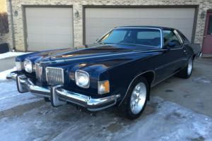 1973 Pontiac Grand Prix SJ Photo
