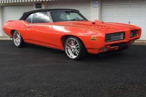 1969 Pontiac GTO GTO CONVERTIBLE