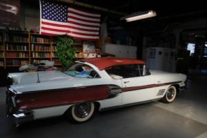1958 Pontiac Bonneville 2 door sport coupe Photo