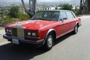 1988 Rolls-Royce Silver Spirit/Spur/Dawn