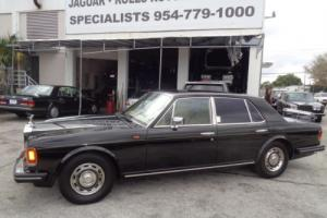 1987 Rolls-Royce Silver Spirit/Spur/Dawn SILVER SPIRIT