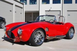 1965 Shelby Backdraft Roadster RT3