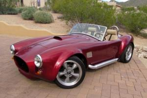 1966 Shelby Roadster