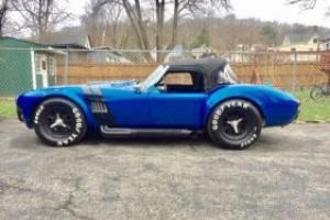 1966 Replica/Kit Makes
