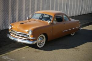 1951 Ford BUSINESS COUPE MILD CUSTOM