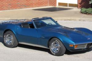 1972 Chevrolet Corvette Convertible ZZ4
