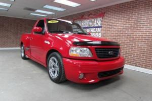 2002 Ford F-150 SVT SUPERCHARGED
