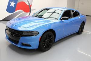 2016 Dodge Charger SXT HTD SEATS NAV REAR CAM 20'S