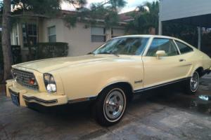 1976 Ford Mustang Mach I