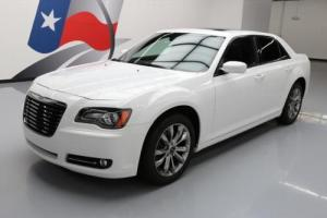 2014 Chrysler 300 Series S AWD HEMI HTD LEATHER NAV