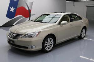 2012 Lexus ES 350 VENT LEATHER SUNROOF NAV REAR CAM