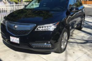 2014 Acura MDX Advanced and Entertainment Packages