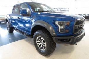 "2017 Ford F-150 4WD SuperCrew 145"" WB Raptor 802A 3.5 EcoBoost"