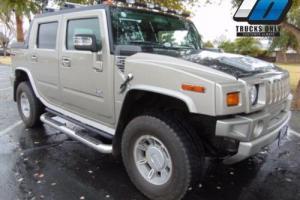 2006 Hummer H2 SUT 4x4 6.0L V8