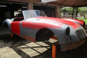 MGA  1960 Mk1 1600 Resto Project