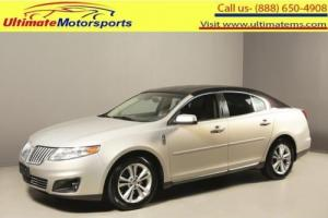 """2009 Lincoln MKS 2009 LEATHER HEAT/COOL SEATS WOOD 18""""ALLOYS"""
