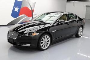 2013 Jaguar XF 3.0 AWD SUNROOF LEATHER NAV 19'S
