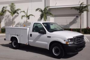2002 Ford F-350 Service Utility Body
