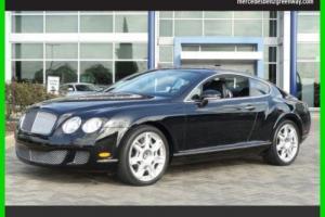 2009 Bentley Continental GT Photo