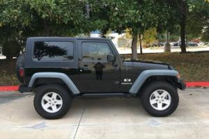 2008 Jeep Wrangler Wrangler X
