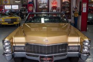 1968 Cadillac DeVille Coupe De Ville Convertible