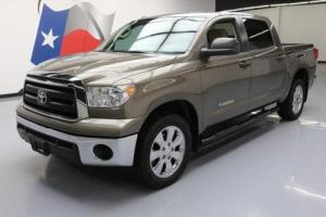2013 Toyota Tundra CREWMAX 6-PASS SIDE STEPS 20'S