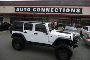2011 Jeep Wrangler Rubicon Photo