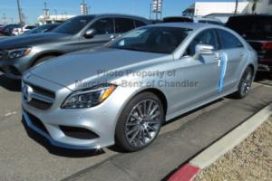 2017 Mercedes-Benz CLS-Class CLS 550 Coupe
