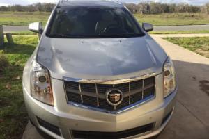 2011 Cadillac SRX SPORT UTILITY 4-DR