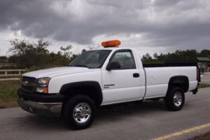 2004 Chevrolet Silverado 2500 4X4 Duramax Diesel Long Bed Photo