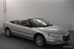2006 Chrysler Sebring 2dr Touring