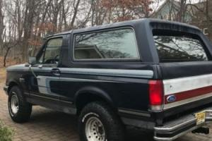 1989 Ford Bronco Photo