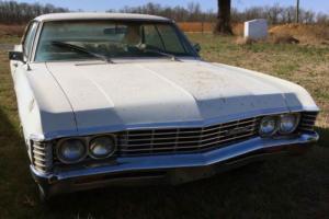 1967 Chevrolet Impala 4 Door Hardtop