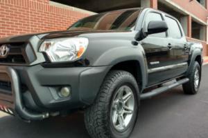 2013 Toyota Tacoma TSS Edition