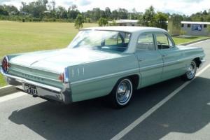 1962 Pontiac Laurentian – 44k miles from new.   SURVIVOR CAR