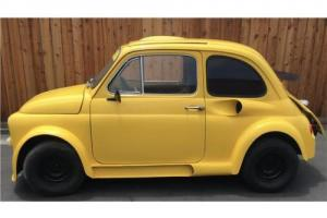 1970 Fiat 500 None