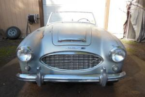 1961 Austin Healey 3000 3000 BT7
