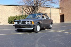 1979 BMW 323i Baur Euro Spec
