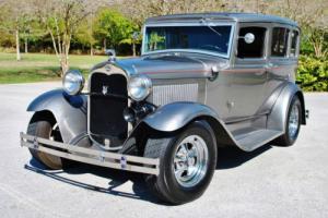 1931 Ford Model A Hotrod Streetrod 350 V8 Auto Air Conditioning Tilt Photo