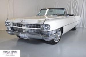 1964 Cadillac De Ville --