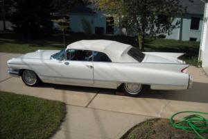1960 Cadillac Eldorado Photo