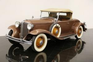 1931 Chrysler CD Eight