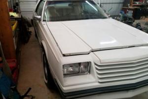 1983 Dodge Mirada Photo