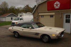 Dodge: Challenger RALLYE