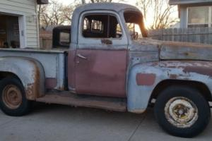 1950 International Harvester L-112 Pickup