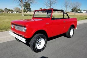 1961 International Harvester Scout 80 Photo