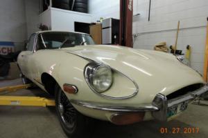 1969 Jaguar E-Type E - Type