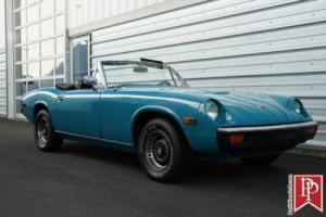 1973 Jensen-Healey Convertible --
