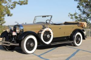 1928 LINCOLN Sport Touring Sport Touring