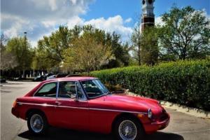1974 MG GT --
